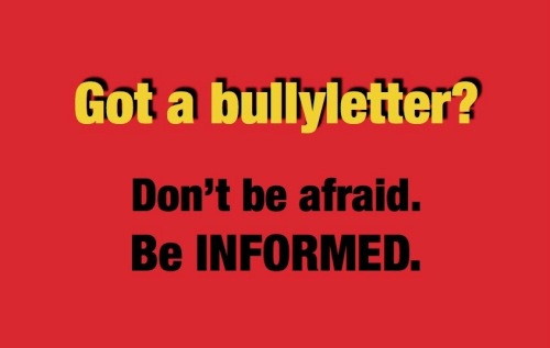 bully-letter